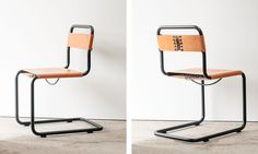 LifeSpaceJourney Pipe Chair
