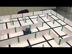 mBot Solving a Maze - YouTube