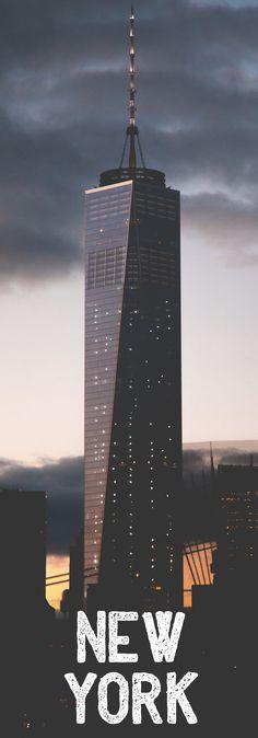 One World Trade Center, New York City #worldtradecenter #nyc