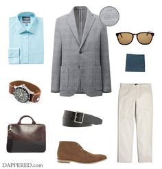 Style Scenario: Summer Business Casual Done Right