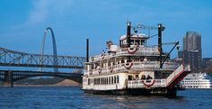 DAILY ONE-HOUR SIGHTSEEING CRUISE  Date: March 5, 2016 to November 30, 2016 Daily  Time: Cruises run throughout the day. Call for times & availability.  Location: Gateway Arch Riverboats, 50 S. Leonor K. Sullivan Blvd., St. Louis, MO 63102  Price: $20/adult (16+ yrs), $10/child (3-15 yrs)