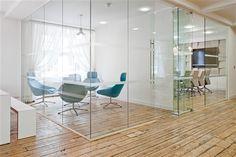 Moneysupermarket.com's London Meeting Lounge Offices