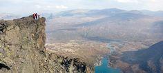 The Besseggen ridge in Jotunheimen, Norway - Photo: Terje Rakke/Nordic Life AS/Innovation Norway