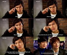 Boys Over Flowers Quotes x) This was by far one of the BEST parts of the series <3