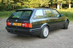 BMW 325i Touring My Dream Car, Dream Cars, Bmw E30 Touring, Bmw Models, Bmw Classic, Bmw 3 Series, Bmw Cars, Station Wagon, Cars