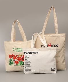 Eco organic cotton shopping bag 12oz tote bags