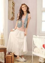 I love the shoes and skirt combination! Cuteeeeeeee!!!!!!!!!