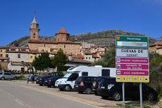 Los viajes en autocaravana de ConryLuis: EL MAESTRAZGO (Teruel, del 17 al 20 de abril) SEMANA SANTA 2014