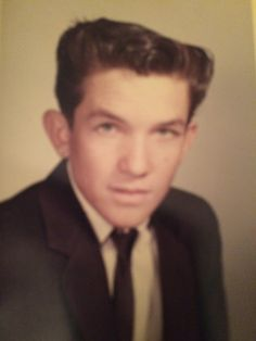 My Uncle David Kelly, who died before I was born :(
