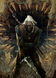 Geralt from the Witcher