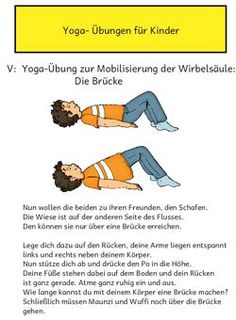 Im Material enthalten i… Image and text material for basic yoga exercises. The material also includes a fanfold for the children, in which the exercises were visualized again Yoga Inspiration, Yoga Routine, Basic Yoga, Simple Yoga, Relaxing Yoga, Yoga Poses For Beginners, Yoga For Kids, Yoga Lifestyle, Yoga Benefits
