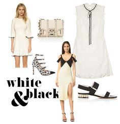 Trend: White and Black – RUSSELL STREET