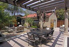 Outdoor Patio - transitional - patio - orange county - by Shelley Gardea