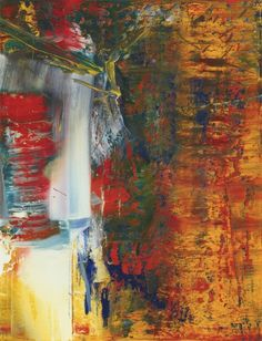 See Richter's 'Abstract Painting' (1986) in the exhibition 'Rothko to Richter' at The Cummer Museum of Art & Gardens in Jacksonville/Florida, from Saturday, 31 January 2015.