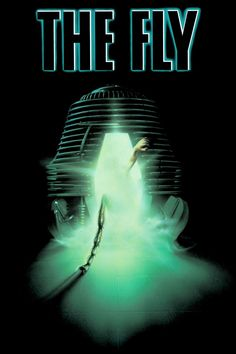 The Fly - Review: The Fly (1986) is a David Cronenberg film about a brilliant scientist computer guy that is afraid to ride… #Movies #Movie