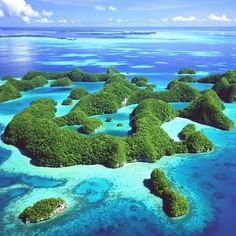 So many islands, don't you wish one of them was yours?