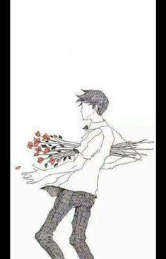 Best Couple Wallpaper For Phone & Desktop 2020 Anime Love Couple, Couple Cartoon, Cute Anime Couples, Cute Couple Wallpaper, Matching Wallpaper, Cute Couple Drawings, Anime Couples Drawings, Cute Wallpapers, Wallpaper Backgrounds