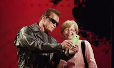 TV SAQUA TV: Uma pegadinha com o ator Arnold Schwarzenegger em Hollywood