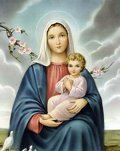 Madonna - Mary & Jesus 86 | Flickr - Photo Sharing!
