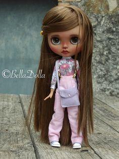 Reservado a María. Bianca: Blythe OOAK por por BellaDollaCreations