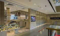 Ichiban Boshi restaurant by Arterior Singapore, Singapore » Retail Design Blog