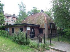 Amsterdamse school  Padvindershuisje, Hilversum