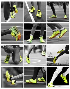 Track shoes <3