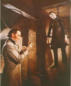 """Curse Of Frankenstein"" - Peter Cushing & Christopher Lee"