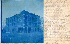 Florence Hotel, Weleetka, Indian Territory, 1907 | Flickr - Photo Sharing!
