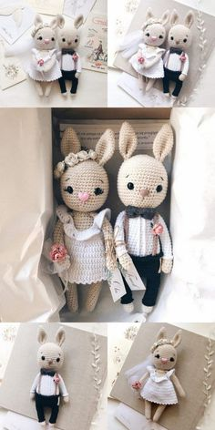 Hottest Images crochet amigurumi lapin Tips 20 Best Amigurumi Crochet Patterns – Amigurumi Bunny Crochet, Crochet Mignon, Crochet Amigurumi, Cute Crochet, Amigurumi Doll, Crochet Animals, Crochet Dolls, How To Start Knitting, Crochet Patterns Amigurumi