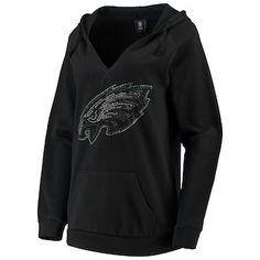Women s NFL Pro Line by Fanatics Branded Midnight Green Philadelphia ... d5ae13a27