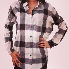 Chemise tartan à croquer  #ootd #tenuedujour #zonedachat #tendance #tartan #mode #femme #fashion #belle #chemise #outfitoftheday