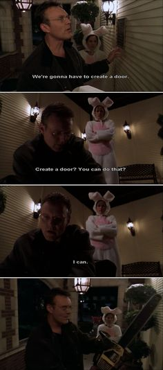Giles rocks! #Buffy