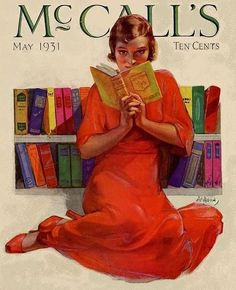 McCall's, May 1931~ Illustration by Neysa McMein