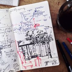 Mapping Brighton over a very sensible cup of pour over. (Two cups, actually).