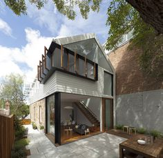 Elliot Ripper House by Christopher Polly Architect