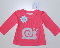 cocodrilova: conjunto cacacol para bebe #conjunto #bebe #caracol #camiseta