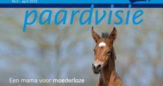 Paardvisie Magazine nr 2 is uit! - Paardvisie.nl