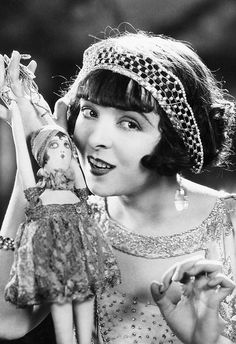 """Colleen Moore in """"The Perfect Flapper"""" (1924)"""