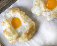 """""""Яичные облака"""": идеальный рецепт приготовления яиц"""