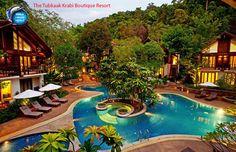 The Tubkaak Krabi Boutique Resort  #Hotel #Resort #Krabi