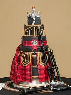 Scottish cake!