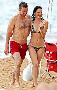 Scott Speedman in Hawaii on October 7, 2012.