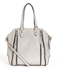 Look What I Found On Zulily Moda Luxe Gray Phoenix Tote By Clutch Walletphoenixpurses