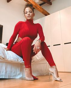 Photo by musique, Art et Actualite. on March Image mYou can find Christina milian and more on our website.Photo by musiq. Christina Milian, Mädchen In Leggings, Rihanna Outfits, Beautiful Black Girl, Beautiful Beautiful, Curvy Women Fashion, Fashion Pants, Lady In Red, Fashion Beauty