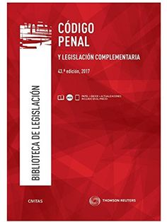 Código penal y legislación complementaria / edición a cargo de Julio Díaz-Maroto y Villarejo (Catedrático (acreditado) de Derecho Penal de la Universidad Autónoma de Madrid)