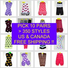 976c4afabae Baby Arm Leg Warmers Toddler Boys Girls Socks Legging
