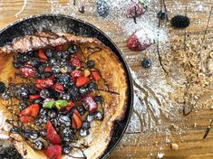 DUTCH PANCAKES BY CHEF GIORGOS TSOULIS Dutch Pancakes, Vegetable Pizza, Sweet Recipes, Food And Drink, Pie, Vegetables, Desserts, Pinkie Pie, Tailgate Desserts
