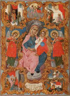 Виртуални изложби / Градска художествена галерия Orthodox Icons, Lutheran, Virgin Mary, Fresco, Christian, Painting, God, Dios, Fresh