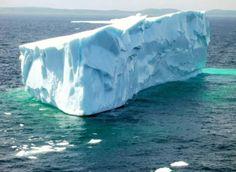 Northern Newfoundland Iceberg
